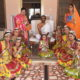 acharya shri mad vijay Jayratna suri ji maharaj sa, Jayratna Suri , festival girls dance