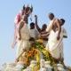 Muniraj anandvijay ji maharaj sa Bhandavpur
