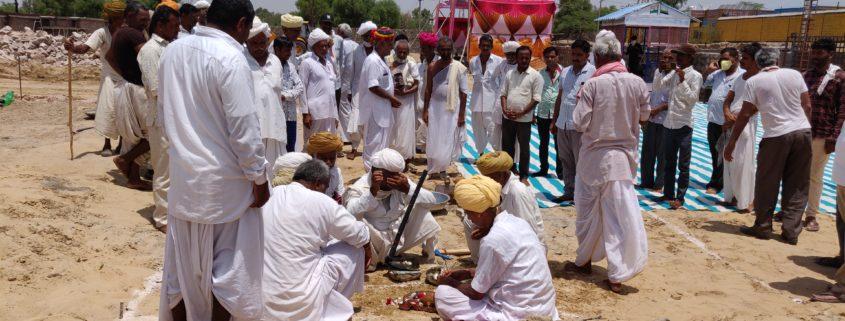 Bhumipujan Bhandavpur Jayratna suri bhundwa